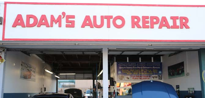 Adam's Auto Repair Culver City photo