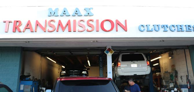 Maax Transmission Culver City photo